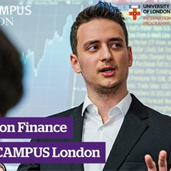 ONCAMPUS London offers University of London Graduate Diploma in Finance