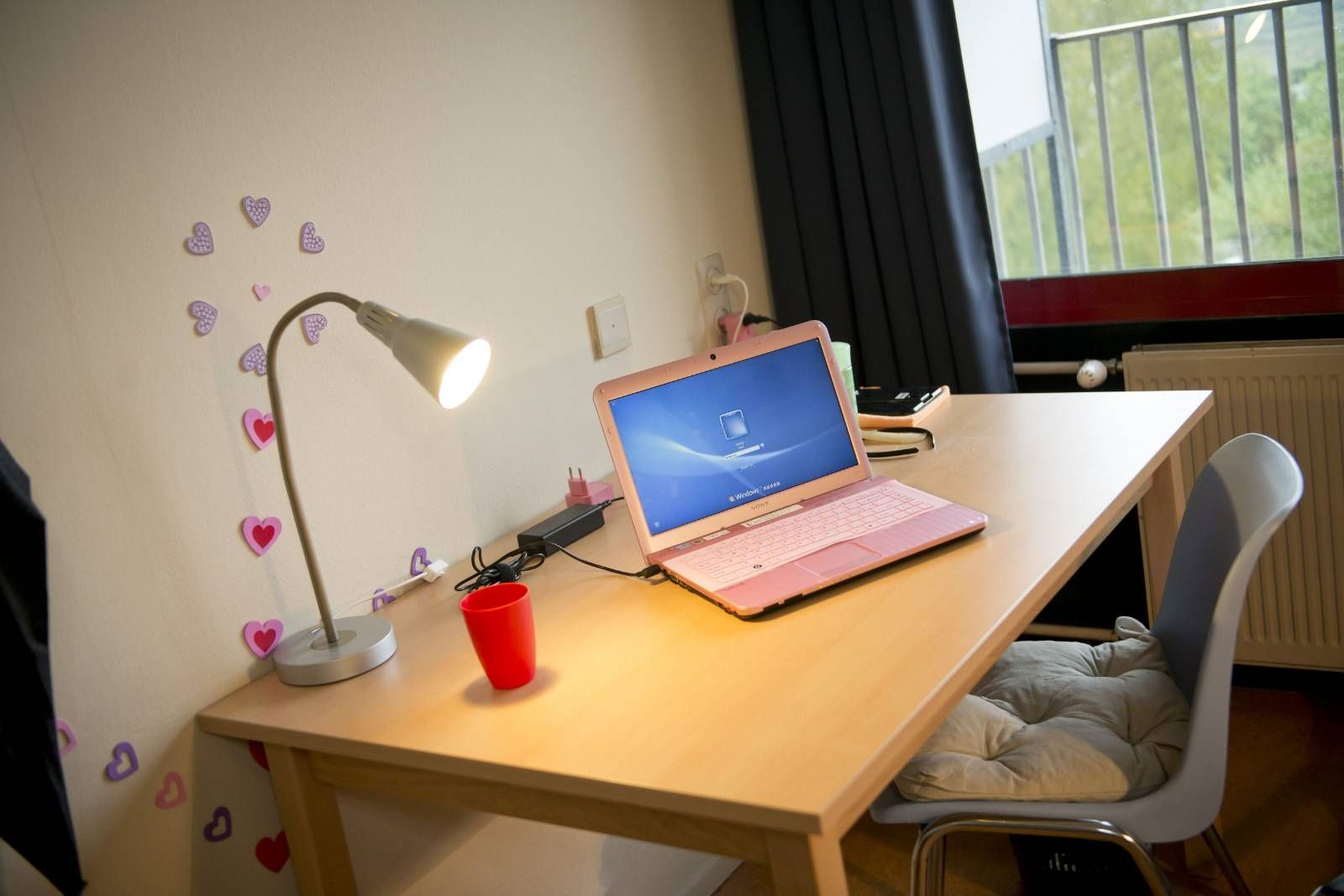 Royal Roads University Dorm Rooms