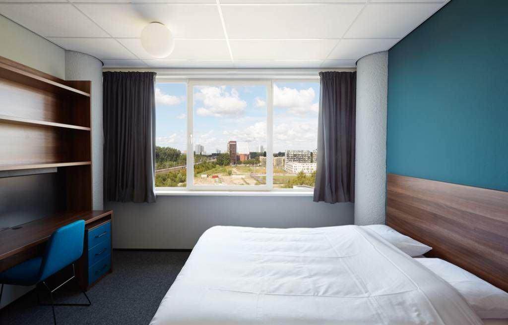 Student Hotel & Accommodation In Amsterdam | ONCAMPUS