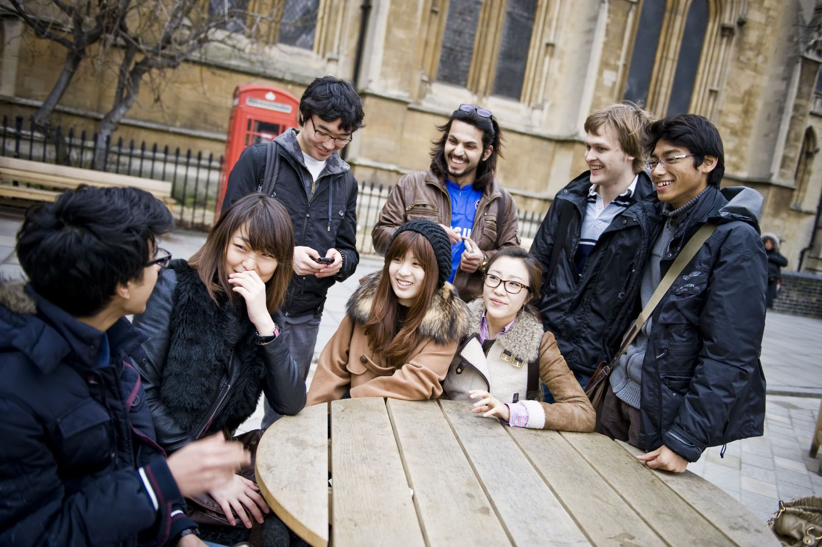 <b>ON</b>CAMPUS Students